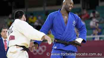 Riner denied 3rd straight judo gold - Forbes Advocate