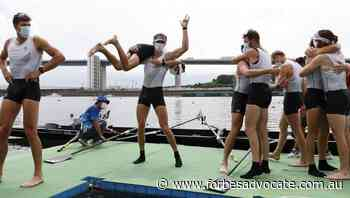 NZ top Olympic rowing regatta for 1st time - Forbes Advocate