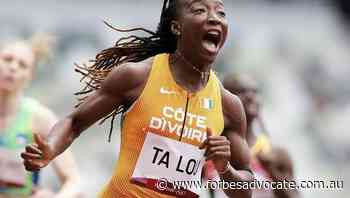 Stunning start to women's 100m in Tokyo - Forbes Advocate