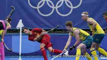 Kookaburras concede late, draw with Spain - Forbes Advocate