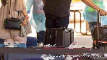 More than 38000 Aussies stranded overseas - Forbes Advocate