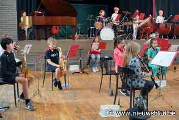 Kinderen kunnen vakantie muzikaal afsluiten op muziekkamp in De Bammerd - Het Nieuwsblad