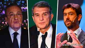 Real Madrid, Barcelona & Juventus vow to 'keep developing the Super League project' after court ruling
