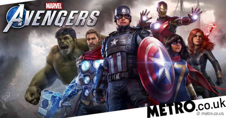 Don't forget: Marvel's Avengers is free to play this weekend with a 4x XP bonus