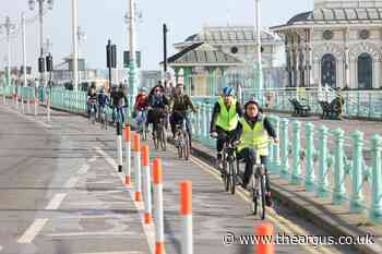 Funding for cycle lanes in Brighton and Hove halted