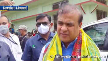 Assam CM advises state residents to not travel to Mizoram