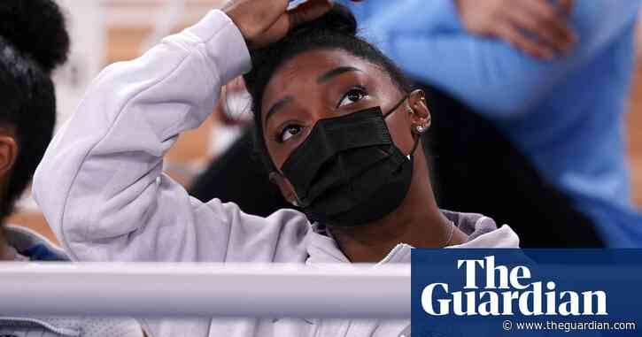 'My mind and body are not in sync': Simone Biles opens up on her health