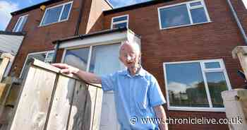Pensioner Alan Barnes moves house for the sixth time since 2015 attack
