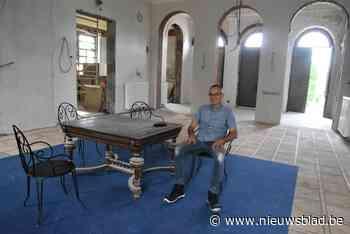 """Villa Servais na halve eeuw opnieuw bewoond: """"Als je hier rondloopt, voel je de bijzondere geschiedenis"""" - Het Nieuwsblad"""