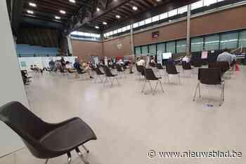 Nog geen beslissingen over sluiten vaccinatiecentra in Halle-Vilvoorde - Het Nieuwsblad