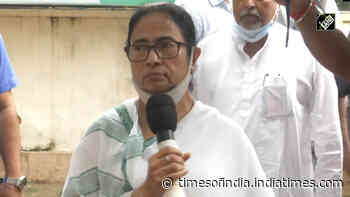 'Democracy must go on': CM Mamata Banerjee