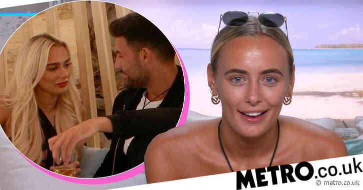 Love Island 2021: Millie Court doubts Liam Reardon's loyalty in explosive first look at Casa Amor recoupling