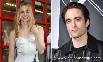 Robert Pattinson and Suki Waterhouse celebrate something special - fans react - HELLO!