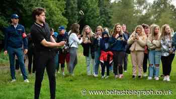Tee time: Niall Horan tells of joy staging Galgorm golf event - Belfast Telegraph