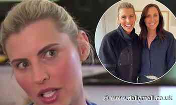 Tiffiny Hall reveals the special AFL trainer that's helping her battle Chronic Fatigue Syndrome