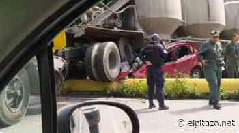 Accidente de tránsito deja dos militares lesionados en Charallave - El Pitazo