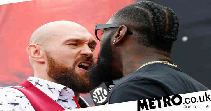 Tyson Fury issues vicious response to Deontay Wilder following Covid accusations