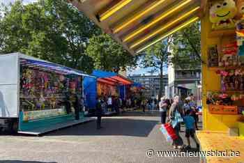 Kermis gestart in Wilrijk, die moet afgelaste Jaarmarkt wat doen vergeten
