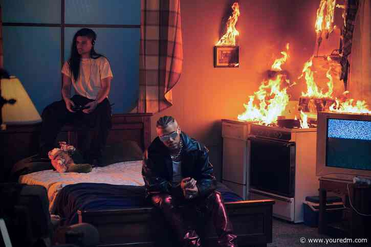 "Jhay Cortez & Skrillex Drop New Club Heater ""En Mi Cuarto,"" Music Video Starring Mia Khalifa [WATCH]"
