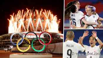 How does Olympics football qualification work?