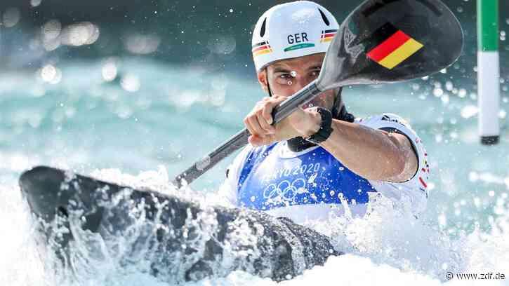 Olympia: Die nächste Kanu-Medaille: Bronze für Aigner - ZDFheute