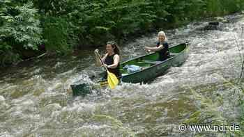 Kanu fahren auf der Oker von Schladen nach Braunschweig - NDR.de