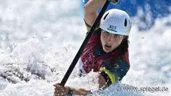 Kanu-Olympiasiegerin Jessica Fox: Eiskalt im Badewasser - DER SPIEGEL