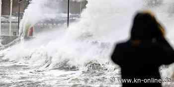 Wetterdienst warnt für Samstag vor Sturmböen in SH