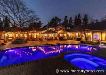 Photos: Ex-Raider sells Danville mansion for $5.1 million - The Mercury News