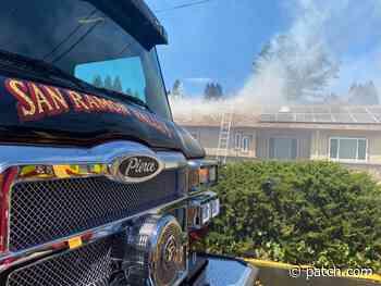 Firefighters Battle Danville House Fire - Patch.com