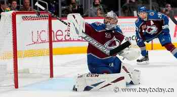 Grubauer surprised, excited to get opportunity with Kraken