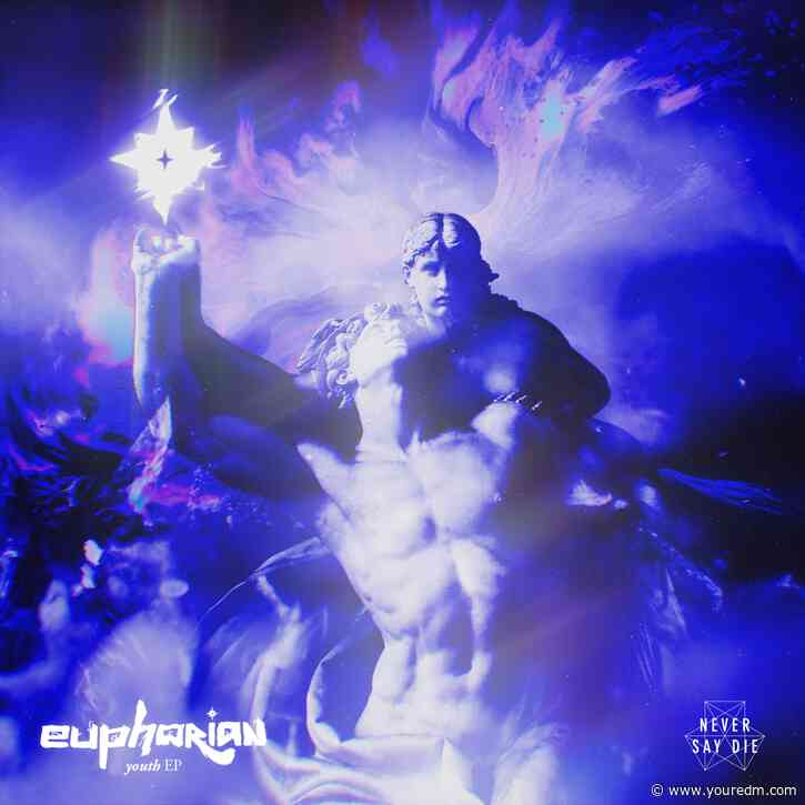 """euphorian makes their Never Say Die debut with incredible """"youth"""" EP"""