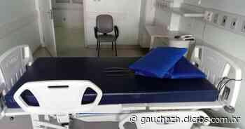 Hospital de Santa Maria desativa mais de 70% dos leitos para pacientes com covid - GauchaZH