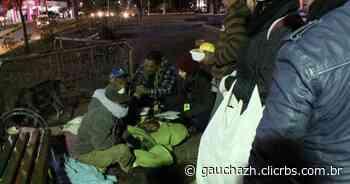 Devido à onda de frio, Santa Maria fará buscas por moradores em situação de rua - GauchaZH