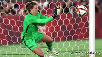 'I'm amazed' - USWNT marvels at Naeher after penalty heroics vs Netherlands