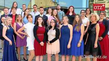 Die Klasse 10a der Greizer Lessingschule feiert ihren Schulabschluss - Ostthüringer Zeitung