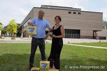 Greiz: Vogtlandhalle feiert Jubiläum mit Freunden - Freie Presse