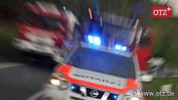 Mutter und Kinder bei Frontalcrash auf Landstraße im Kreis Greiz verletzt - Ostthüringer Zeitung