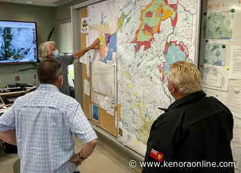 Premier Ford, MPP Rickford in Thunder Bay visiting evacuees - KenoraOnline.com