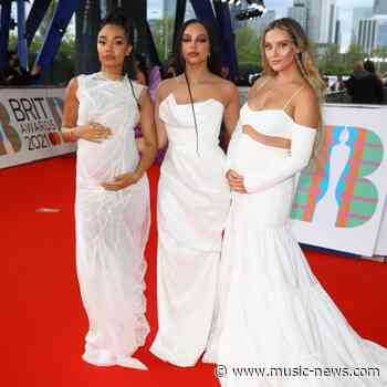 Little Mix make history as only girl group to rack up 100 weeks in Officials Singles Chart top 10