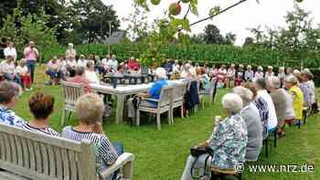 Kfd St. Nikolaus Wesel besuchte Obstkelterei van Nahmen - NRZ