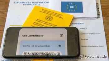 Kreis Wesel: Impfzentren stellen Genesungszertifikate aus - NRZ