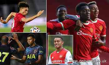 Meet the Premier League youngsters starring in pre-season as stars of the future catch the eye