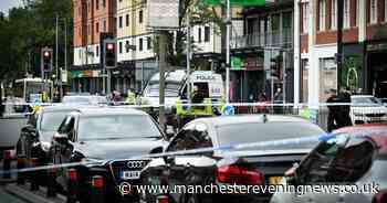 Gunshots in broad daylight in Wilmslow Road as shops caught in crossfire