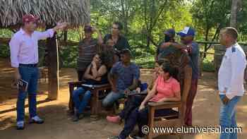 Víctor Portilla cree posible un cambio en Barinas si prevalece la organización - El Universal (Venezuela)