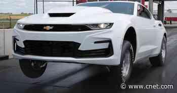 Chevy COPO Camaro returns in a big way with Big-Block V8 power     - Roadshow