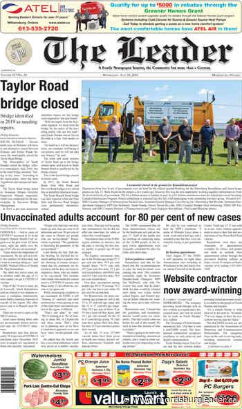 Editorial – A back-to-school plan? – Morrisburg Leader - The Morrisburg Leader