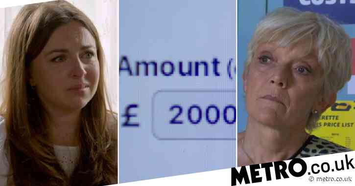 EastEnders spoilers: Guilty Ruby Allen gives Jean Slater £2,000 to make amends