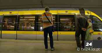 Greve dos maquinistas provoca complicações no Metro do Porto - TVI24