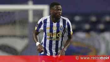 Cobiça do Galatasaray por Mbemba não pressiona a SAD do FC Porto - Record